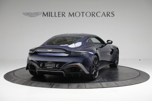 Used 2020 Aston Martin Vantage for sale $139,900 at Bentley Greenwich in Greenwich CT 06830 6