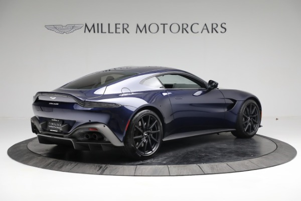 Used 2020 Aston Martin Vantage for sale $139,900 at Bentley Greenwich in Greenwich CT 06830 7