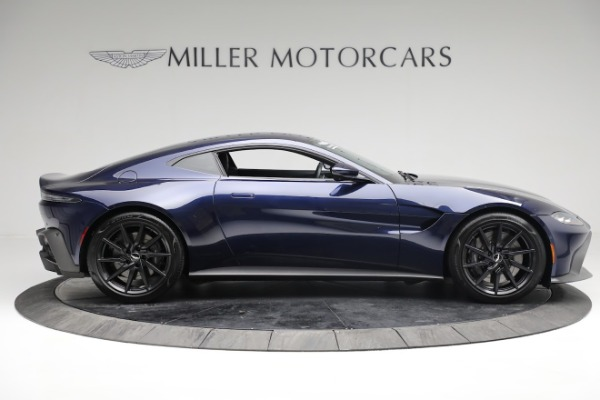 Used 2020 Aston Martin Vantage for sale $139,900 at Bentley Greenwich in Greenwich CT 06830 8