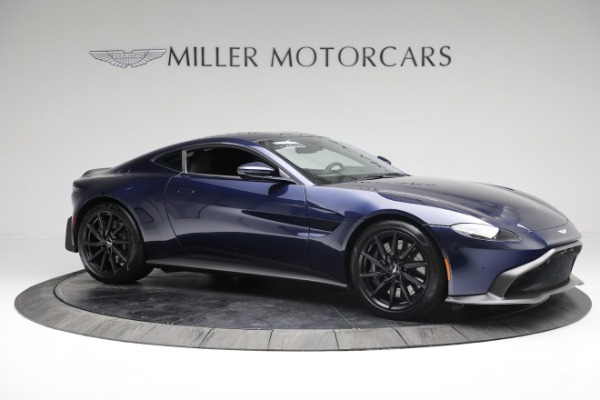 Used 2020 Aston Martin Vantage for sale $139,900 at Bentley Greenwich in Greenwich CT 06830 9