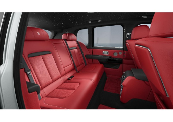 New 2022 Rolls-Royce Cullinan for sale Call for price at Bentley Greenwich in Greenwich CT 06830 8