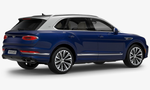 New 2022 Bentley Bentayga V8 First Edition for sale Call for price at Bentley Greenwich in Greenwich CT 06830 3