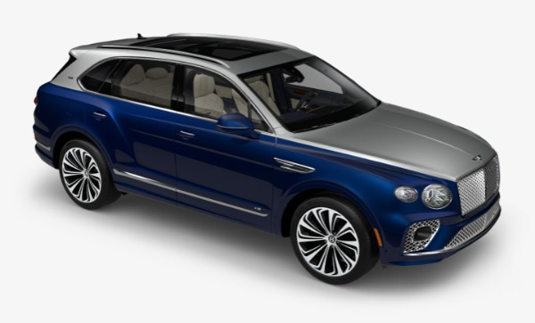 New 2022 Bentley Bentayga V8 First Edition for sale Call for price at Bentley Greenwich in Greenwich CT 06830 5