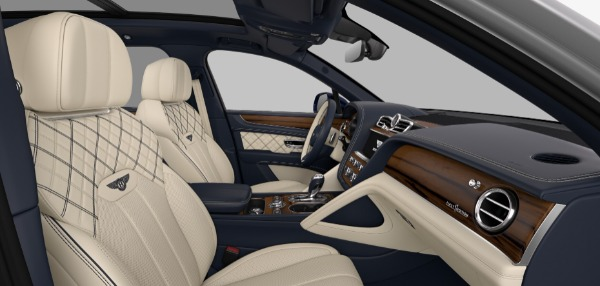 New 2022 Bentley Bentayga V8 First Edition for sale Call for price at Bentley Greenwich in Greenwich CT 06830 7