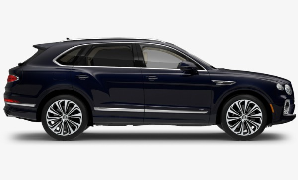 New 2022 Bentley Bentayga V8 for sale Call for price at Bentley Greenwich in Greenwich CT 06830 2