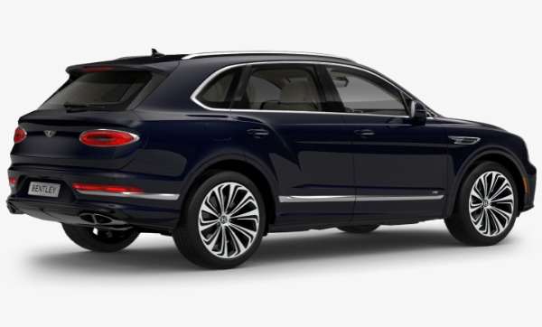 New 2022 Bentley Bentayga V8 for sale Call for price at Bentley Greenwich in Greenwich CT 06830 3
