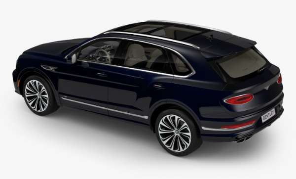 New 2022 Bentley Bentayga V8 for sale Call for price at Bentley Greenwich in Greenwich CT 06830 4