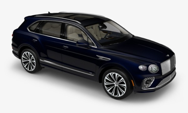 New 2022 Bentley Bentayga V8 for sale Call for price at Bentley Greenwich in Greenwich CT 06830 5