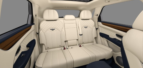 New 2022 Bentley Bentayga V8 for sale Call for price at Bentley Greenwich in Greenwich CT 06830 8