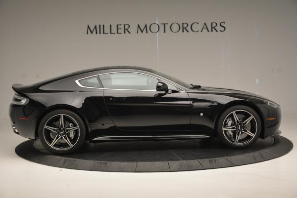 New 2016 Aston Martin V8 Vantage GTS S for sale Sold at Bentley Greenwich in Greenwich CT 06830 9