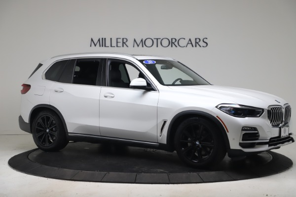 Used 2020 BMW X5 xDrive40i for sale $61,900 at Bentley Greenwich in Greenwich CT 06830 10