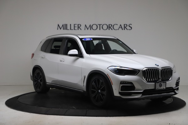 Used 2020 BMW X5 xDrive40i for sale $61,900 at Bentley Greenwich in Greenwich CT 06830 11