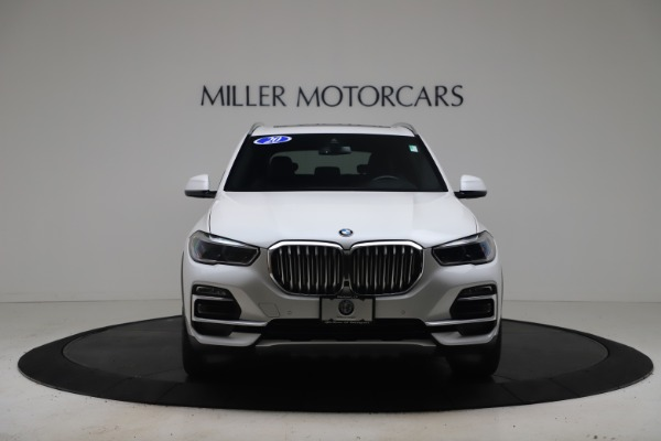Used 2020 BMW X5 xDrive40i for sale $61,900 at Bentley Greenwich in Greenwich CT 06830 12