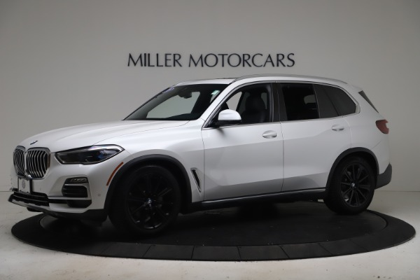 Used 2020 BMW X5 xDrive40i for sale $61,900 at Bentley Greenwich in Greenwich CT 06830 2
