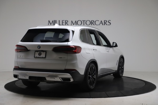 Used 2020 BMW X5 xDrive40i for sale $61,900 at Bentley Greenwich in Greenwich CT 06830 7