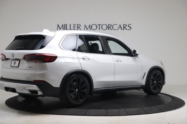 Used 2020 BMW X5 xDrive40i for sale $61,900 at Bentley Greenwich in Greenwich CT 06830 8