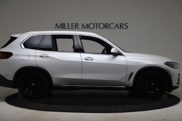 Used 2020 BMW X5 xDrive40i for sale $61,900 at Bentley Greenwich in Greenwich CT 06830 9