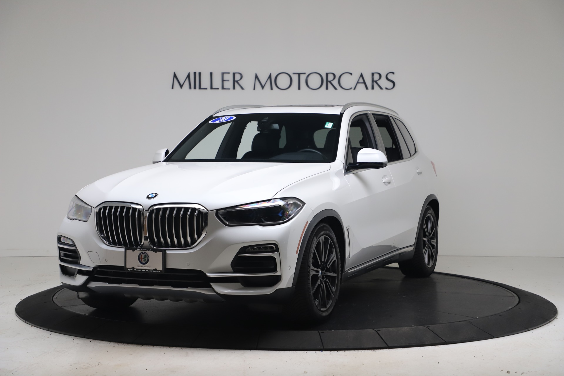 Used 2020 BMW X5 xDrive40i for sale $61,900 at Bentley Greenwich in Greenwich CT 06830 1