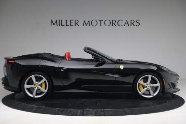 Used 2019 Ferrari Portofino for sale $245,900 at Bentley Greenwich in Greenwich CT 06830 9