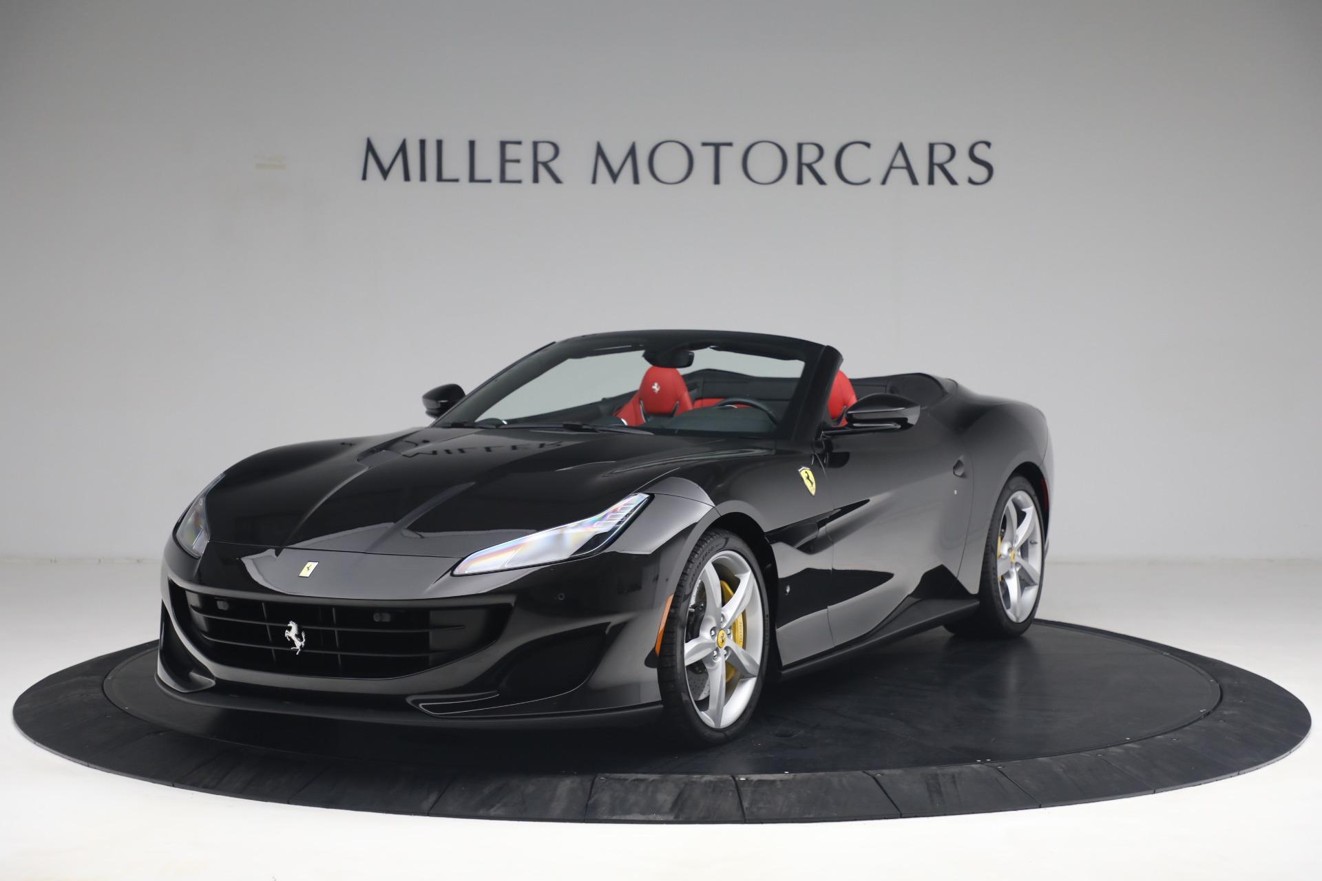 Used 2019 Ferrari Portofino for sale $245,900 at Bentley Greenwich in Greenwich CT 06830 1