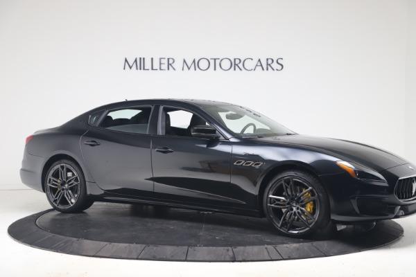 New 2022 Maserati Quattroporte Modena Q4 for sale $131,195 at Bentley Greenwich in Greenwich CT 06830 10