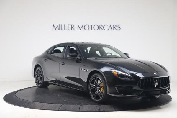 New 2022 Maserati Quattroporte Modena Q4 for sale $131,195 at Bentley Greenwich in Greenwich CT 06830 11