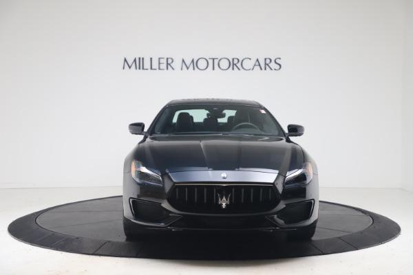 New 2022 Maserati Quattroporte Modena Q4 for sale $131,195 at Bentley Greenwich in Greenwich CT 06830 12