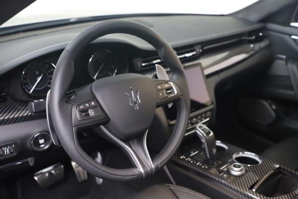 New 2022 Maserati Quattroporte Modena Q4 for sale $131,195 at Bentley Greenwich in Greenwich CT 06830 13