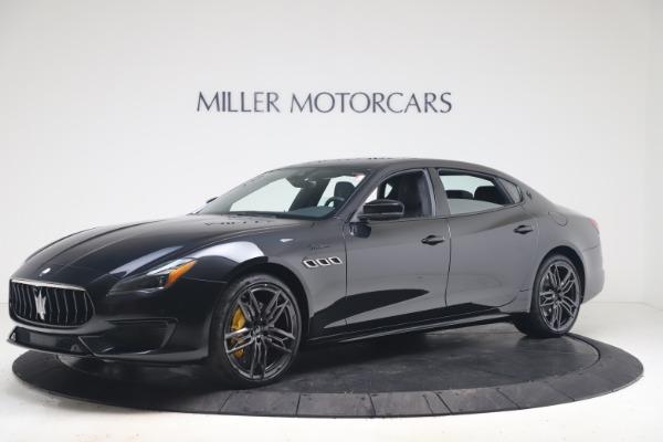 New 2022 Maserati Quattroporte Modena Q4 for sale $131,195 at Bentley Greenwich in Greenwich CT 06830 2