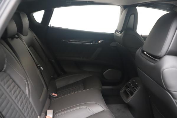 New 2022 Maserati Quattroporte Modena Q4 for sale $131,195 at Bentley Greenwich in Greenwich CT 06830 21