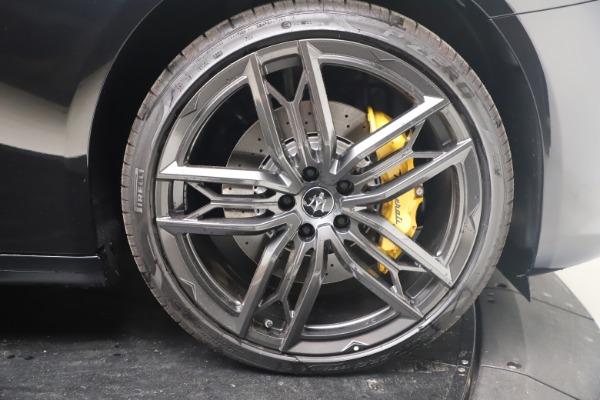 New 2022 Maserati Quattroporte Modena Q4 for sale $131,195 at Bentley Greenwich in Greenwich CT 06830 23