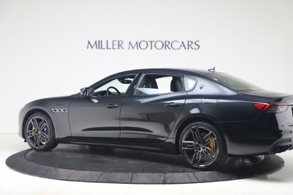 New 2022 Maserati Quattroporte Modena Q4 for sale $131,195 at Bentley Greenwich in Greenwich CT 06830 4