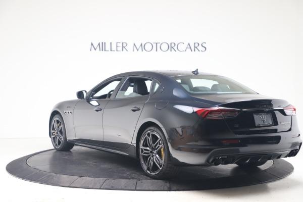 New 2022 Maserati Quattroporte Modena Q4 for sale $131,195 at Bentley Greenwich in Greenwich CT 06830 5