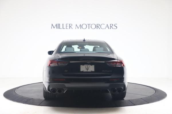 New 2022 Maserati Quattroporte Modena Q4 for sale $131,195 at Bentley Greenwich in Greenwich CT 06830 6