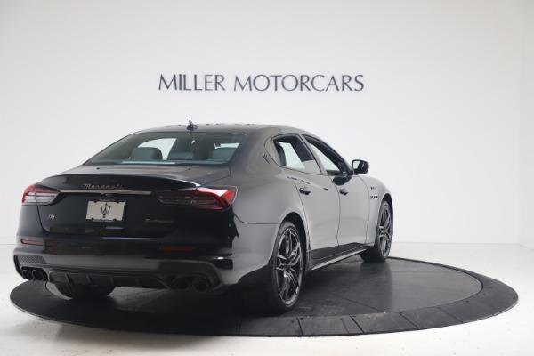 New 2022 Maserati Quattroporte Modena Q4 for sale $131,195 at Bentley Greenwich in Greenwich CT 06830 7