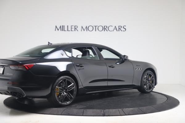 New 2022 Maserati Quattroporte Modena Q4 for sale $131,195 at Bentley Greenwich in Greenwich CT 06830 8