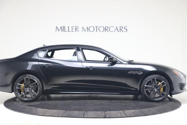 New 2022 Maserati Quattroporte Modena Q4 for sale $131,195 at Bentley Greenwich in Greenwich CT 06830 9