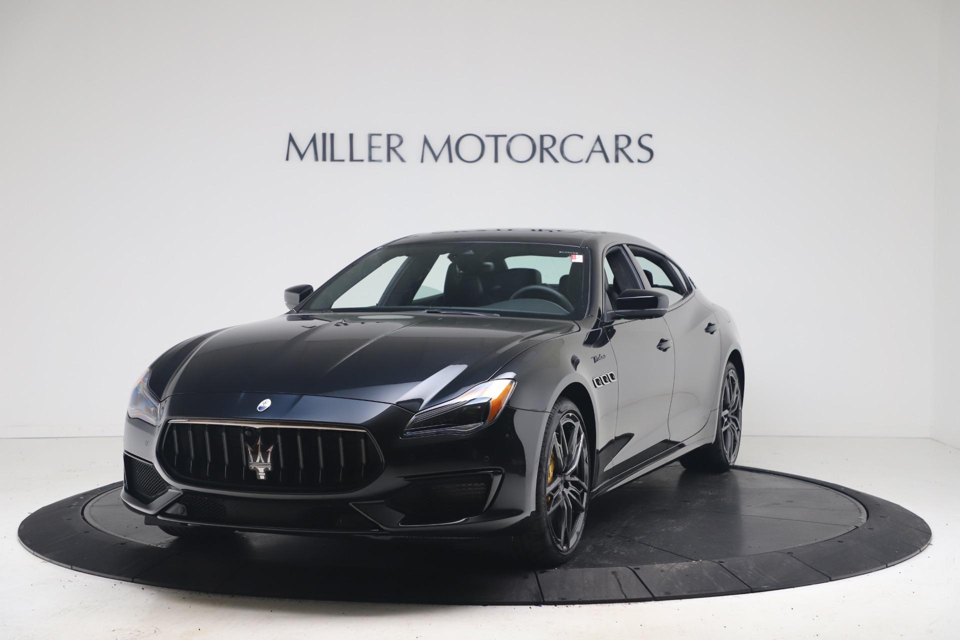 New 2022 Maserati Quattroporte Modena Q4 for sale $131,195 at Bentley Greenwich in Greenwich CT 06830 1