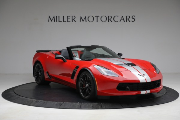 Used 2015 Chevrolet Corvette Z06 for sale $89,900 at Bentley Greenwich in Greenwich CT 06830 11