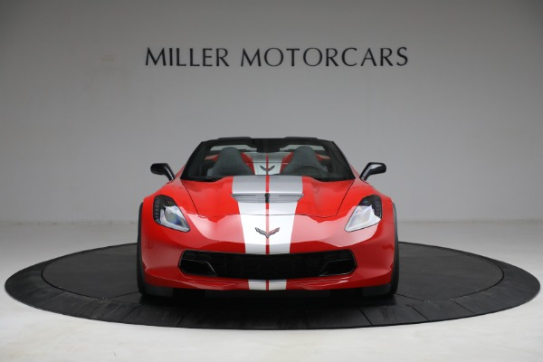 Used 2015 Chevrolet Corvette Z06 for sale $89,900 at Bentley Greenwich in Greenwich CT 06830 12