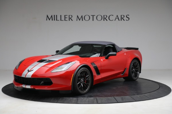 Used 2015 Chevrolet Corvette Z06 for sale $89,900 at Bentley Greenwich in Greenwich CT 06830 13