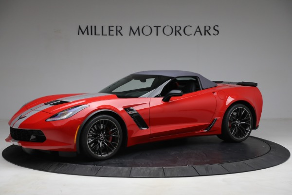 Used 2015 Chevrolet Corvette Z06 for sale $89,900 at Bentley Greenwich in Greenwich CT 06830 14