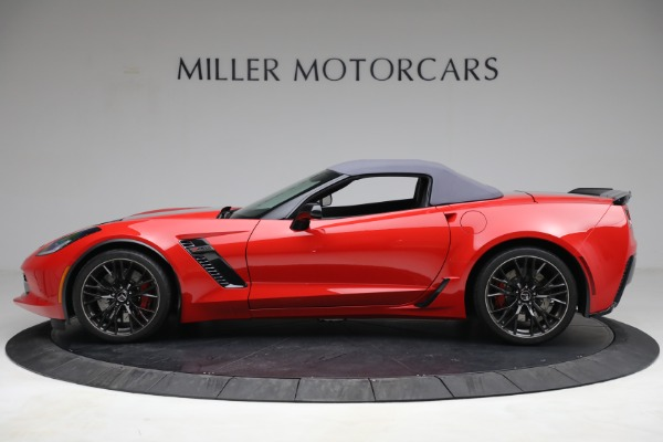 Used 2015 Chevrolet Corvette Z06 for sale $89,900 at Bentley Greenwich in Greenwich CT 06830 15