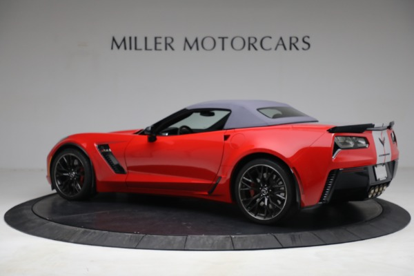 Used 2015 Chevrolet Corvette Z06 for sale $89,900 at Bentley Greenwich in Greenwich CT 06830 16