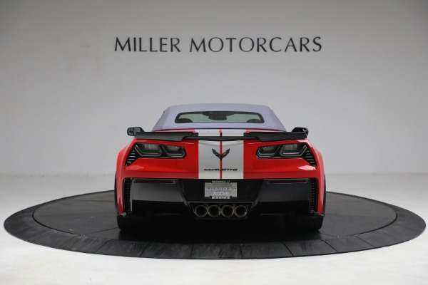 Used 2015 Chevrolet Corvette Z06 for sale $89,900 at Bentley Greenwich in Greenwich CT 06830 18