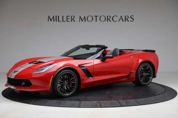 Used 2015 Chevrolet Corvette Z06 for sale $89,900 at Bentley Greenwich in Greenwich CT 06830 2