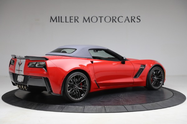Used 2015 Chevrolet Corvette Z06 for sale $89,900 at Bentley Greenwich in Greenwich CT 06830 20