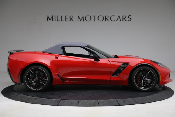 Used 2015 Chevrolet Corvette Z06 for sale $89,900 at Bentley Greenwich in Greenwich CT 06830 21