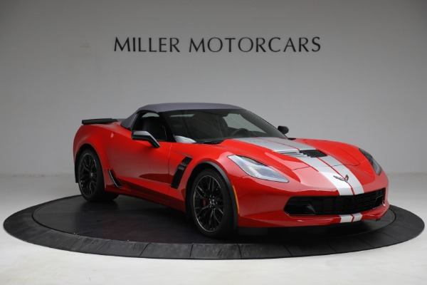Used 2015 Chevrolet Corvette Z06 for sale $89,900 at Bentley Greenwich in Greenwich CT 06830 23