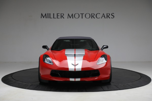 Used 2015 Chevrolet Corvette Z06 for sale $89,900 at Bentley Greenwich in Greenwich CT 06830 24